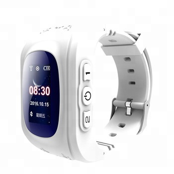 Oled Q50 Kids GPS Smart Watch For Baby Children wrist watch gps tracking device