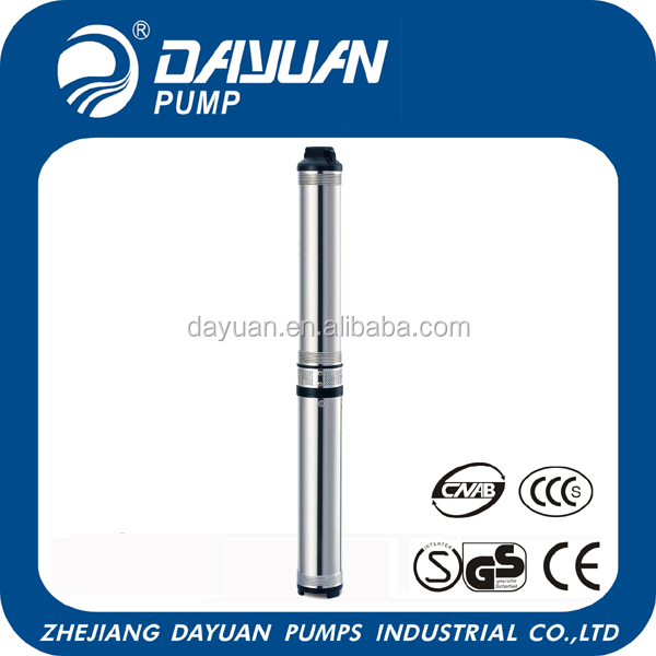 100QJD12(YD) cast iron accessories pump