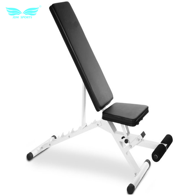 Height Adjustable hoist sports fitness sit up bench