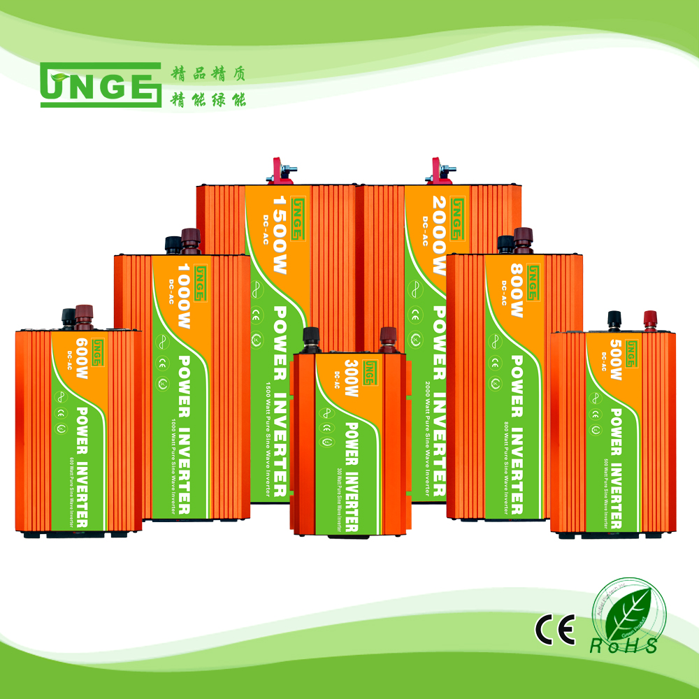 China supplier pure sine wave high frequency power inverter 1000w 2000w 3000w 4000w dc to ac 12v to 110v 220 v