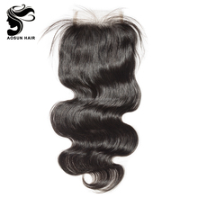 High Quality Hot Selling Wholesale Brazilian Body Wave Hair Front Lace Closure