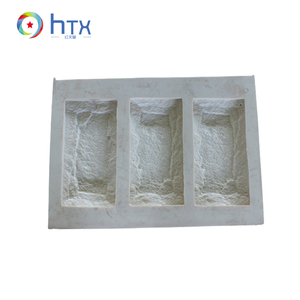 China Manufacturer ABS Silicone Artificial Paving Stone Mold Factory