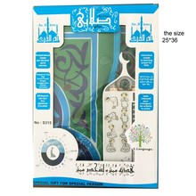 arabic cute children muslim swimwear for girl and woman