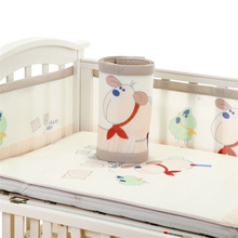 Amazon Breathable Baby Crib กันชนยอดนิยม Bumper Bed