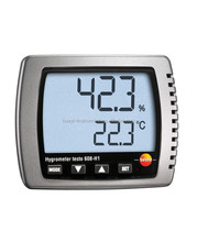 Large LCD display testo 608-H1 thermohygrometer with humidity/dewpoint/temperature measurement