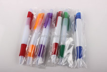 Low cost small promotional use ball pen,touch screen ball pen