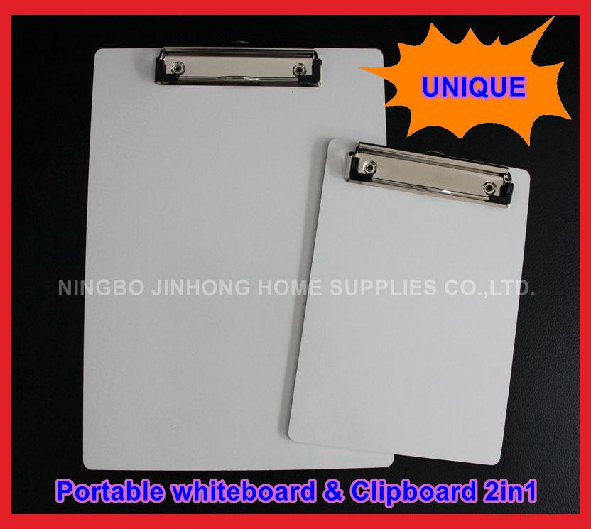 Cb002 A4 Mdf Clipboard With Metal Hanger Wood Clipboard