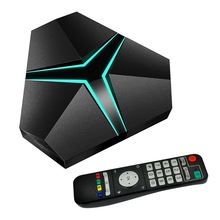 Magicsee Ferro + <span class=keywords><strong>Smart</strong></span> TV Box Amlogic S912 Octa Core 3 GB DDR4 32 GB ROM Android 6.0 TV Box Wifi BT 4.1 4 K OTA Media Player