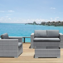 Patio Furniture Sets Chairs Rattan Wicker outdoor sofa