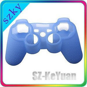 High Quality Protective Silicone Case for PS3 Controller