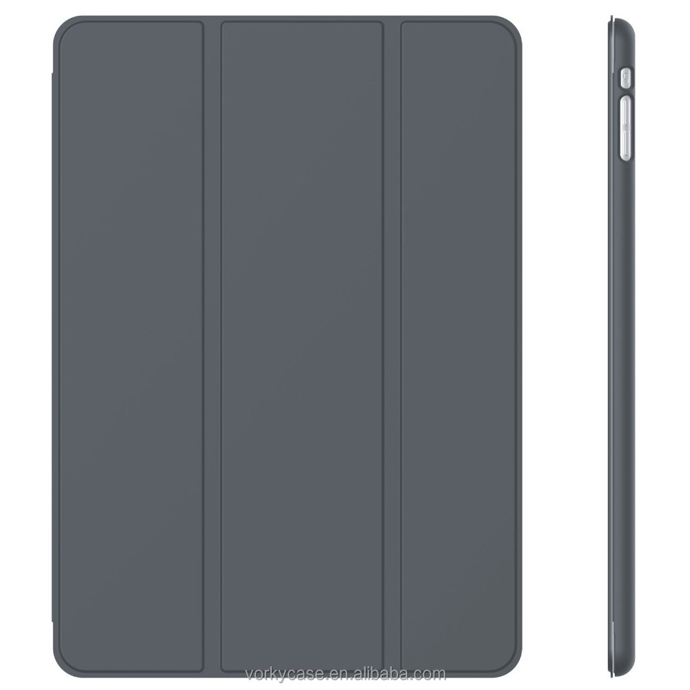 Hard PC Back Cover Case for iPad with Mate Plus Cover for iPad