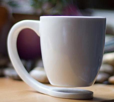 Ct-417 Suspension Mug,New Suspension Cup,Creative Ceramic Mug Heat ...