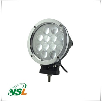 60W 7inch led drive light,waterproof led driving light off Automobiles,auto lighting system