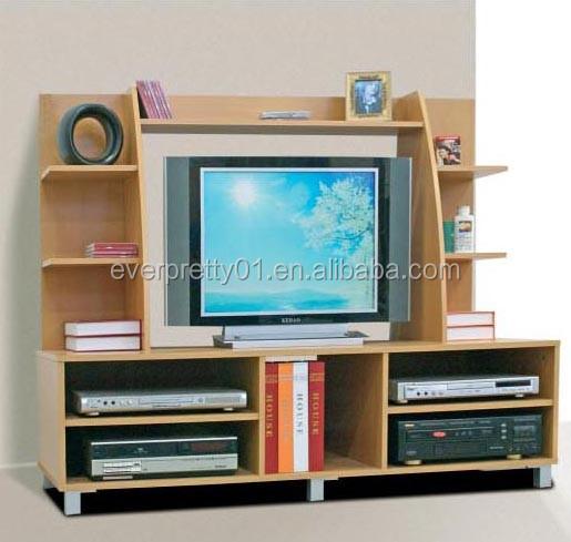 Living Room Furniture Tv Table Design Wooden Tv Table