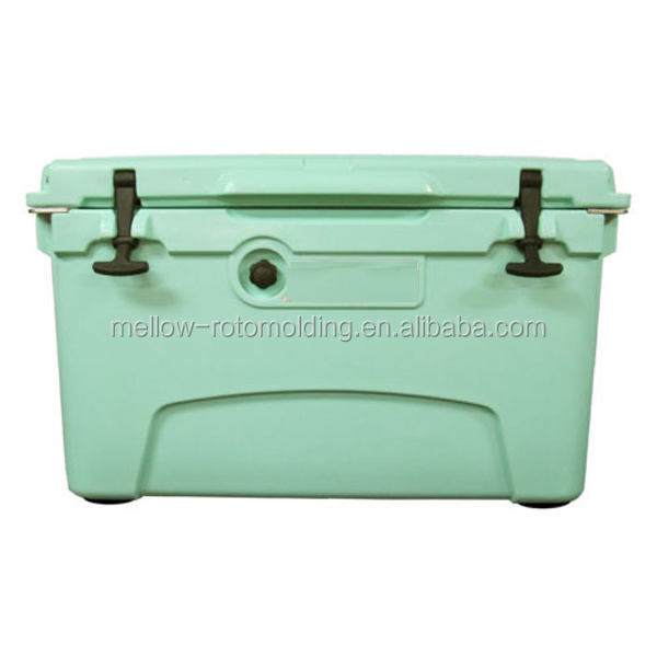 Mellow plastic insulated box for seafood Durable ice
