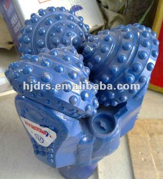 Tricone Rock Bit Seal Water Well Auger Drill (iadc 537)tci Roller ...