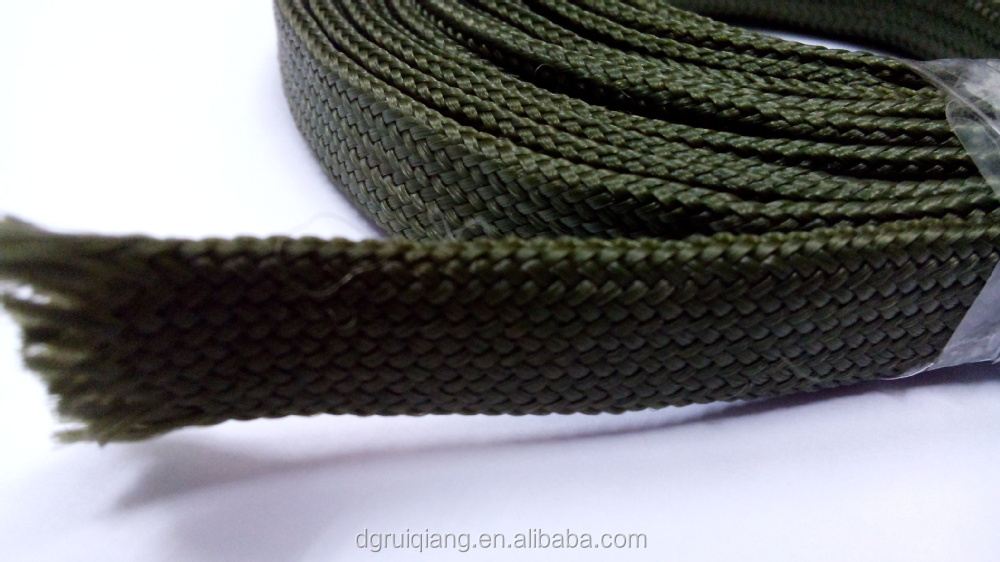 Pp Cotton Yarn Braided Sleeving Cable And Wire Protection Covers ...