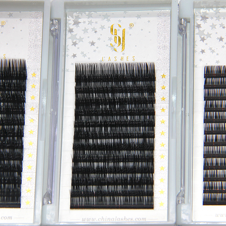 alibaba best sellers create your own brand eyelash extension russian volume lashes