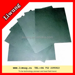 Blue Insulated Fish Paper With Mylar Film