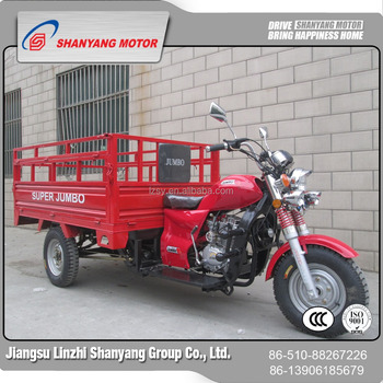 Motorized tricycle cargo motorcycles for sale in kenya scooter with a motor on gasoline