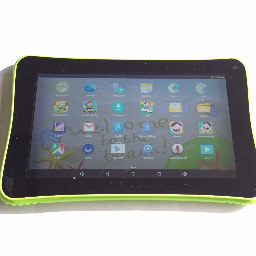 china oem android tablet high resolution 7inch quad core