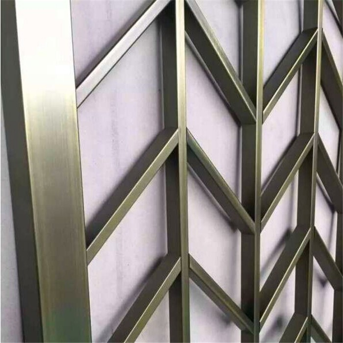Exterior Laser Cut Panel Facades Stainless Steel