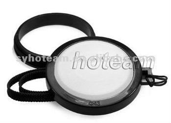 43mm White Balance Lens Cap For Canon Nikon Sony WB waterproof lens cover