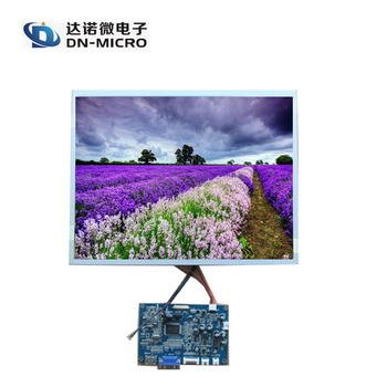 "High quality AUO 15"" 1024*768 inch tft lcd module for Advisement player"