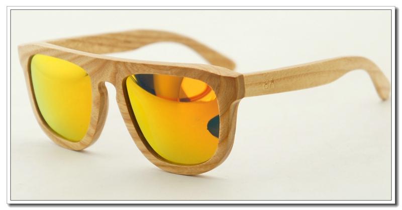 Supplier Indonesia Merbau Skateboard Wood Sunglasses