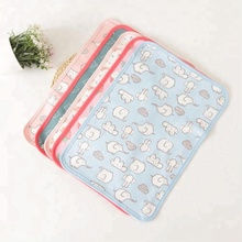 Baby Changing Pad / Infant Cotton Printed Cover / Toddler Waterproof Urine Mat