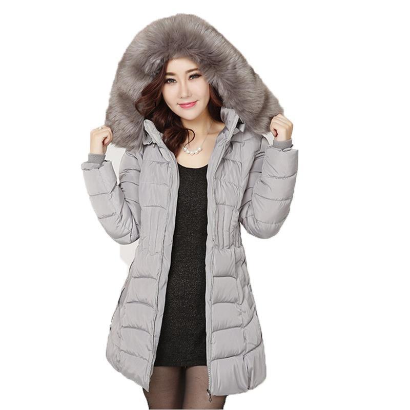 Winter dress coats women
