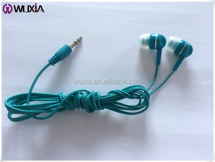 noise cancelling earpiece easy carry Headphone travel earphone