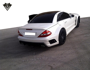 Body Kit Mercedes Sl, Body Kit Mercedes Sl Suppliers and