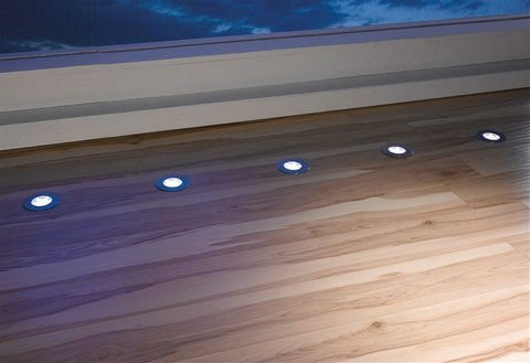 6pcs Pack Of Recessed Indoor Led Modern