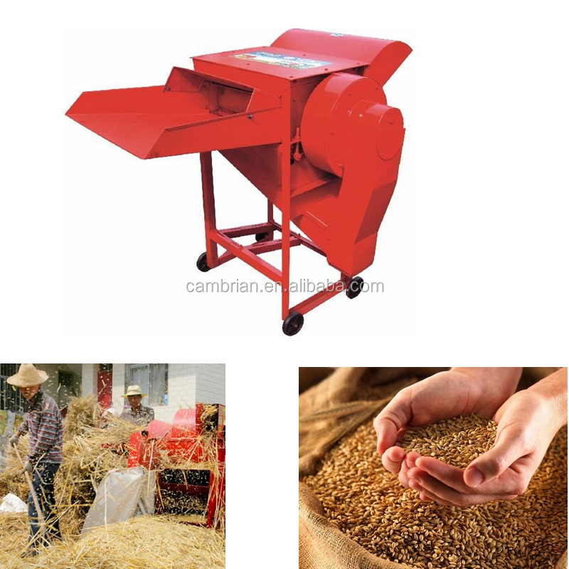 Mini soya bean thresher with low price