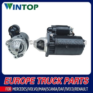 High Quality Starter Motor For IVECO 0001362305