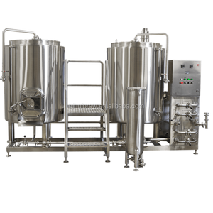 200L Turnkey Project Micro Beer Brewing Equipment for Home or brewpub