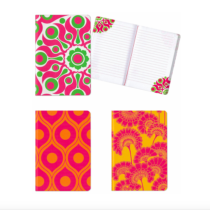 Mini Soft Cover Journals Notebooks