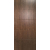 2018 Best Selling Black Walnut Interior Wooden Flush Door