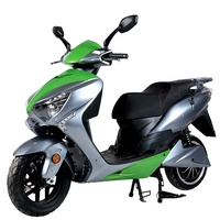 New fashion 2 seat 2000W electric scooter two wheel for adult\scooter electrico