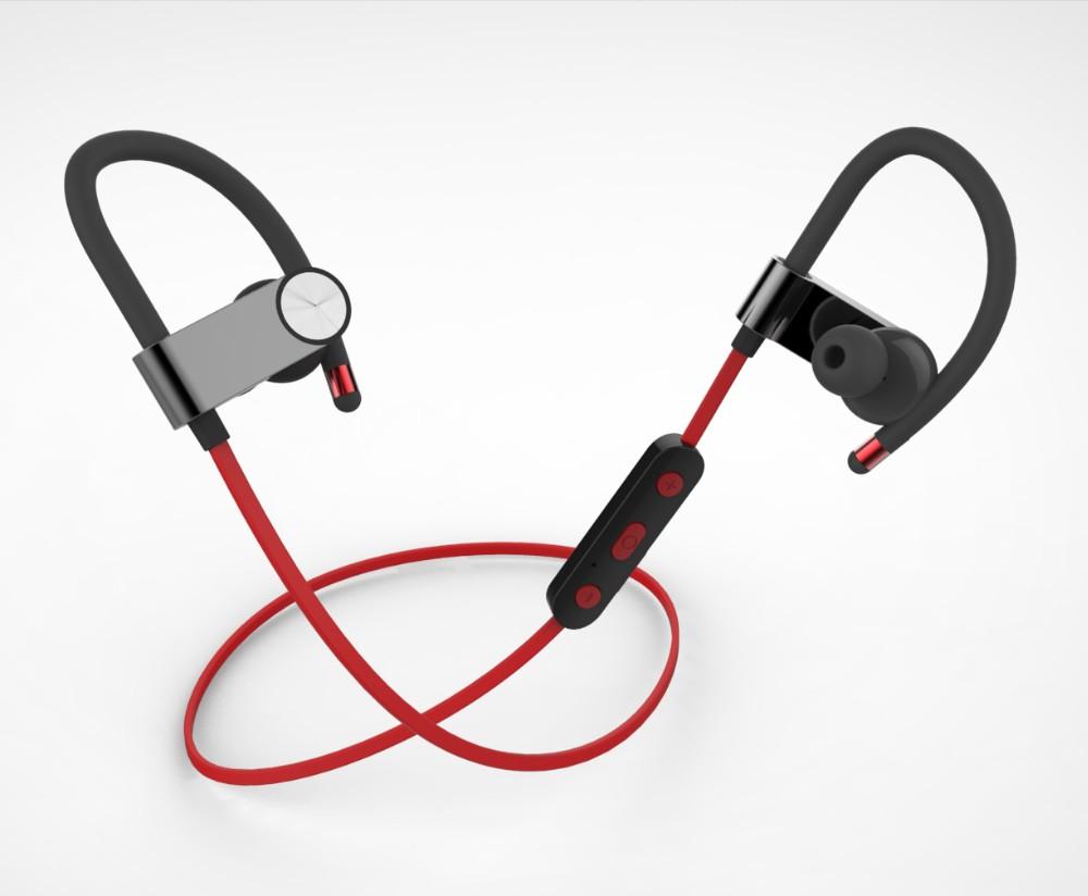 magnetic bluetooth charging earbuds headphone wireless usb micro charging port headphone ru8s. Black Bedroom Furniture Sets. Home Design Ideas