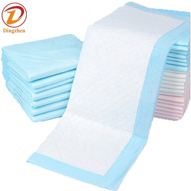 60x90 medical surgical nonwoven disposable underpad