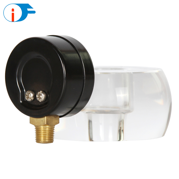 High Quality Various Types Customized Dial Micro Mini Small Pressure Gauge