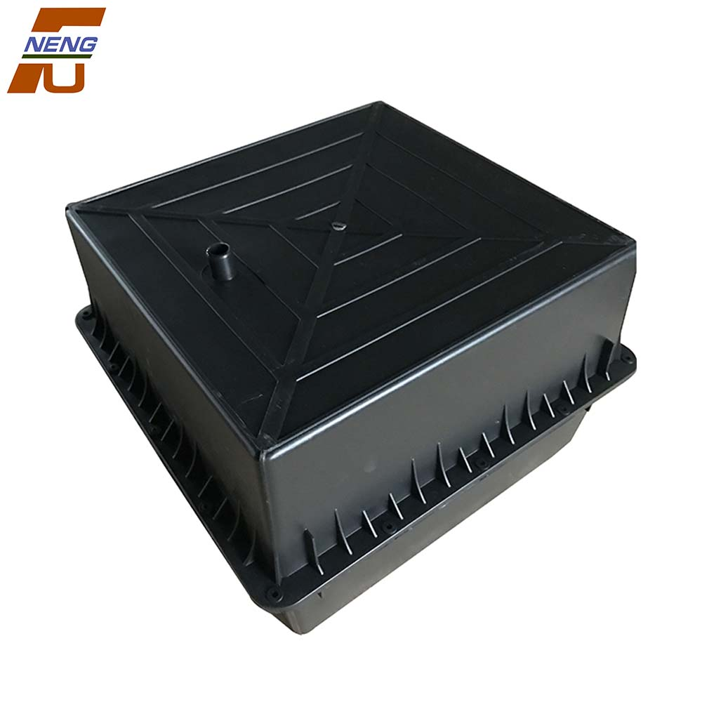 waterproof dustproof ABS 24V 120AH battery box