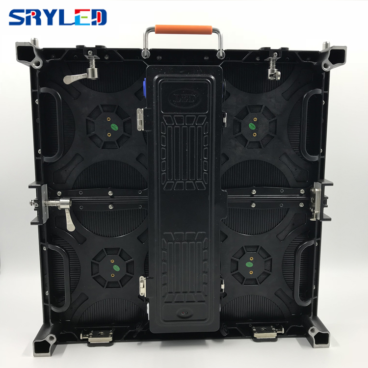 HD Outdoor P3.91 mobile led screen advertising rental video led display panel