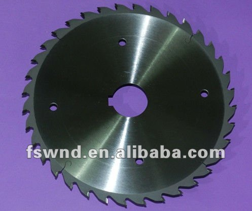 High Performance Hollow Ground Saw Blades for plywood cutting