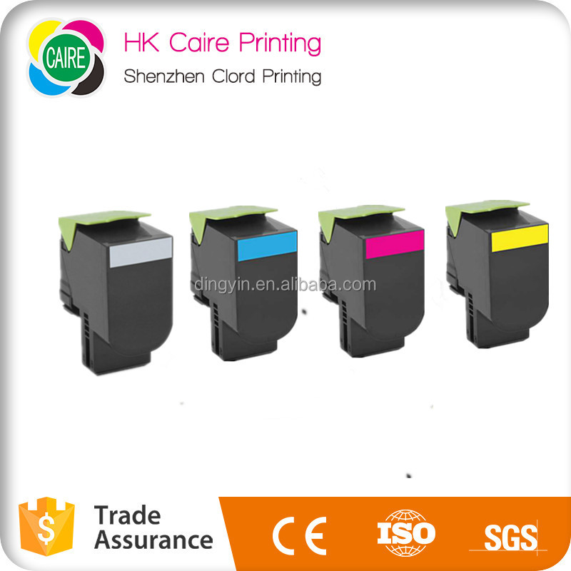 Compatible for Lexmark CS310N/CS310DN/CS410N/CS410DN/CS410DTN/CS510DE/CS510DTE Toner Cartridge