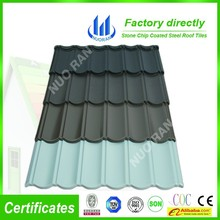 black metal roofing/high quality roofing sheets in kerala/building materials name