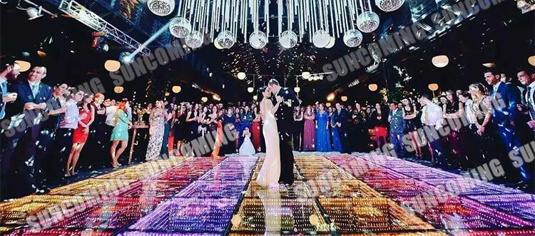 Led Dance Flooring Leds Lighting