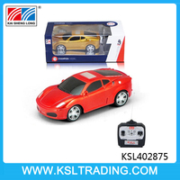 Nice design 4 channel 1 32 rc car with light for sale